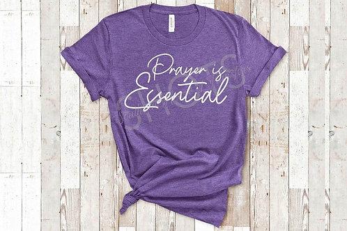 Prayer is Essential
