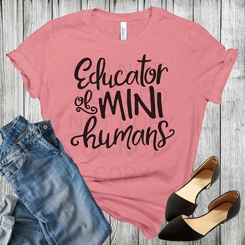 Mini Humans