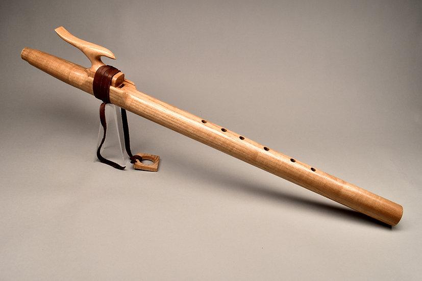 Sassafras Native American style flute Key Em