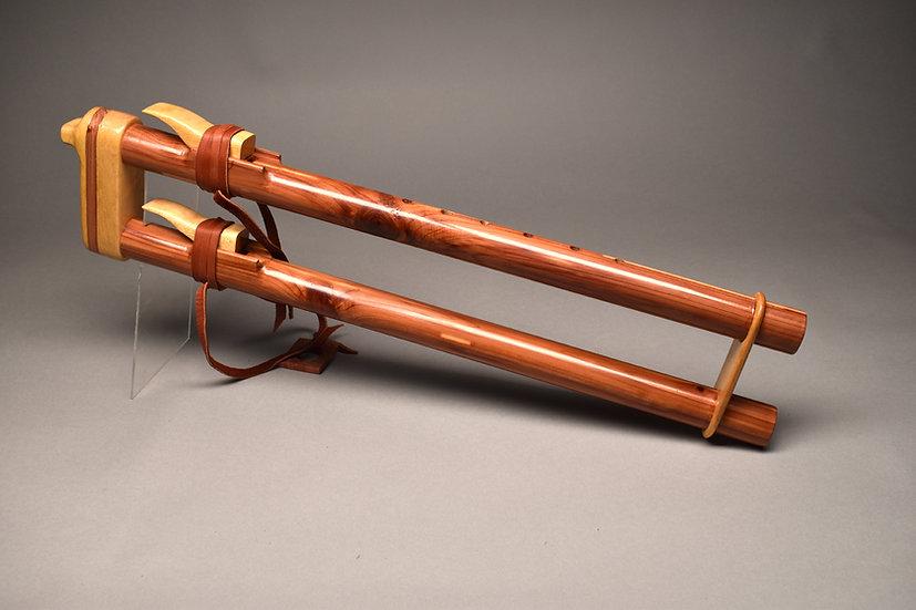 Native American drone flute KeyF#