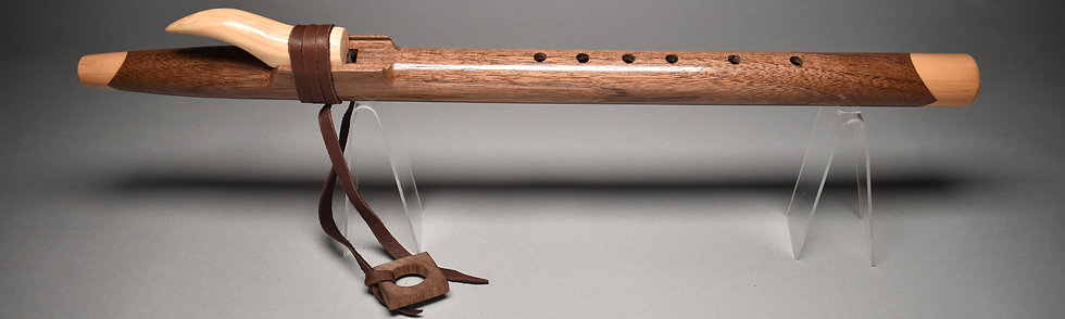 Native American style flute Key G