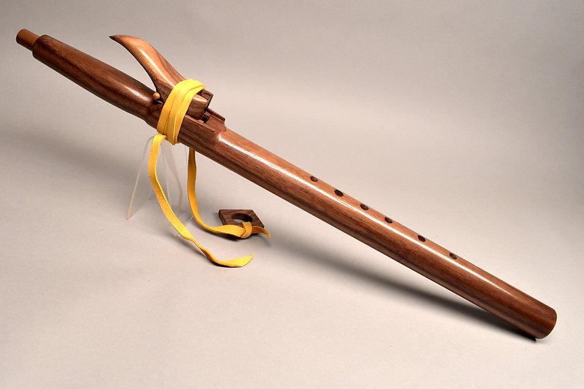 Walnut Gaia flute Key G