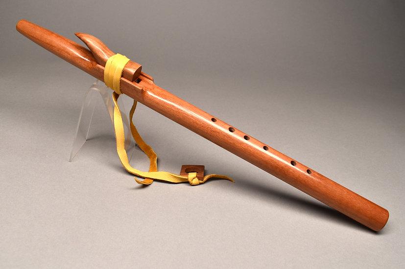 Cherry Native American style flute -  Key Cm5