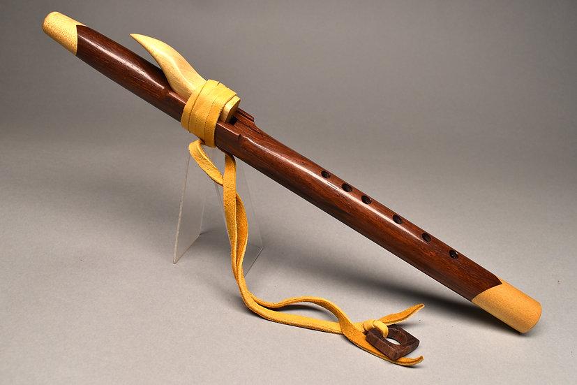 Native American flute, Alto rosewood  Key D#5
