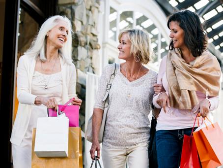 Ladies Shopping Getaway: Nov. 14 -16