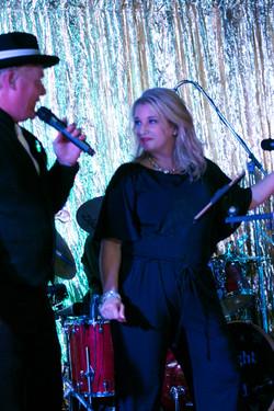 Karen and Michael Uptown Phunk Band