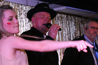 Michael Wall Lead male vocalist for Uptownphunkband