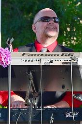 Brian Hendrix Keyboardist for Uptownphunkband