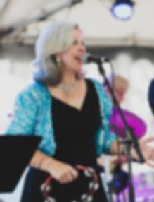 Karen Stoehr Lead Female Vocalist for Uptownphunkband
