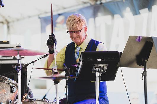 Dan Rockvoan Drummer For Uptownphunkband