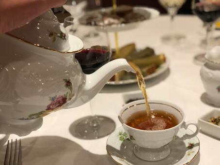 Ellen's Dallas Has A New Tea Room!