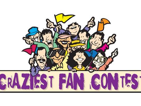 Arlington Convention and Visitors Bureau Craziest Fan Contest