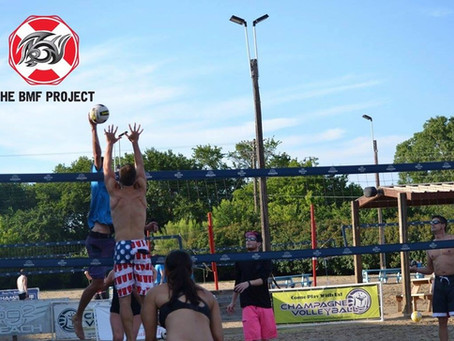 8th Annual BMF Project Volleyball Tournament