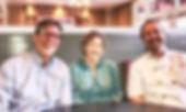 Ellen Groves Corlee, Joe Groves, Chef Russell Mertz