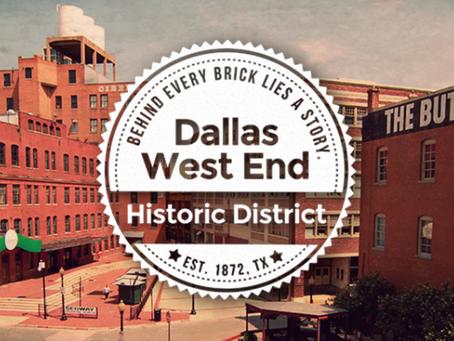 West End Dallas Website Launch