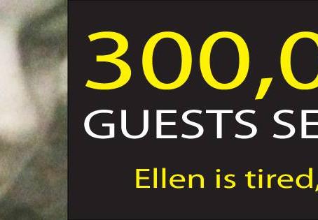 Ellen's Southern Kitchen now serving over 300K!