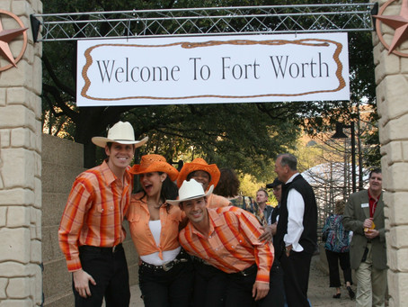 Legendary Soiree in The City of Cowboys & Culture