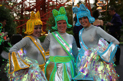 Six Flags Glow in the Park