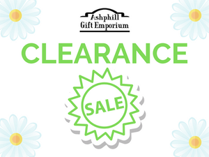 Spring Into Spring Clearance Sale