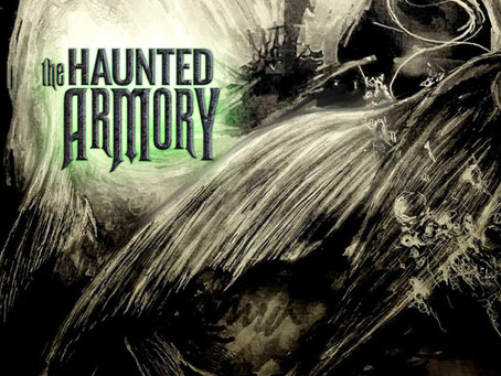 The Haunted Armory receives national recognition.