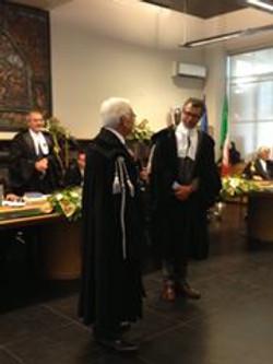 papa cerimonia
