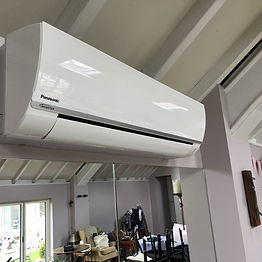 brand new air conditioning