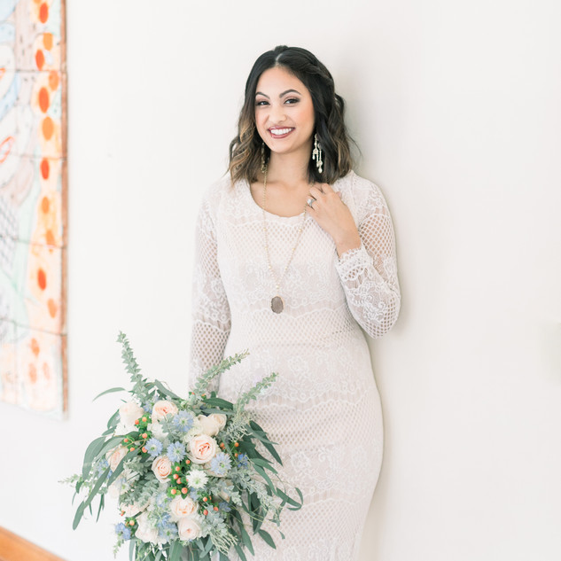 As seen in the Winter/ Spring 2019 issue of Real Weddings Magazine