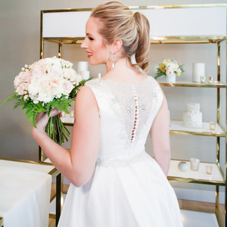 As seen in the Summer/ Fall 2019 issue of Real Weddings Magazine