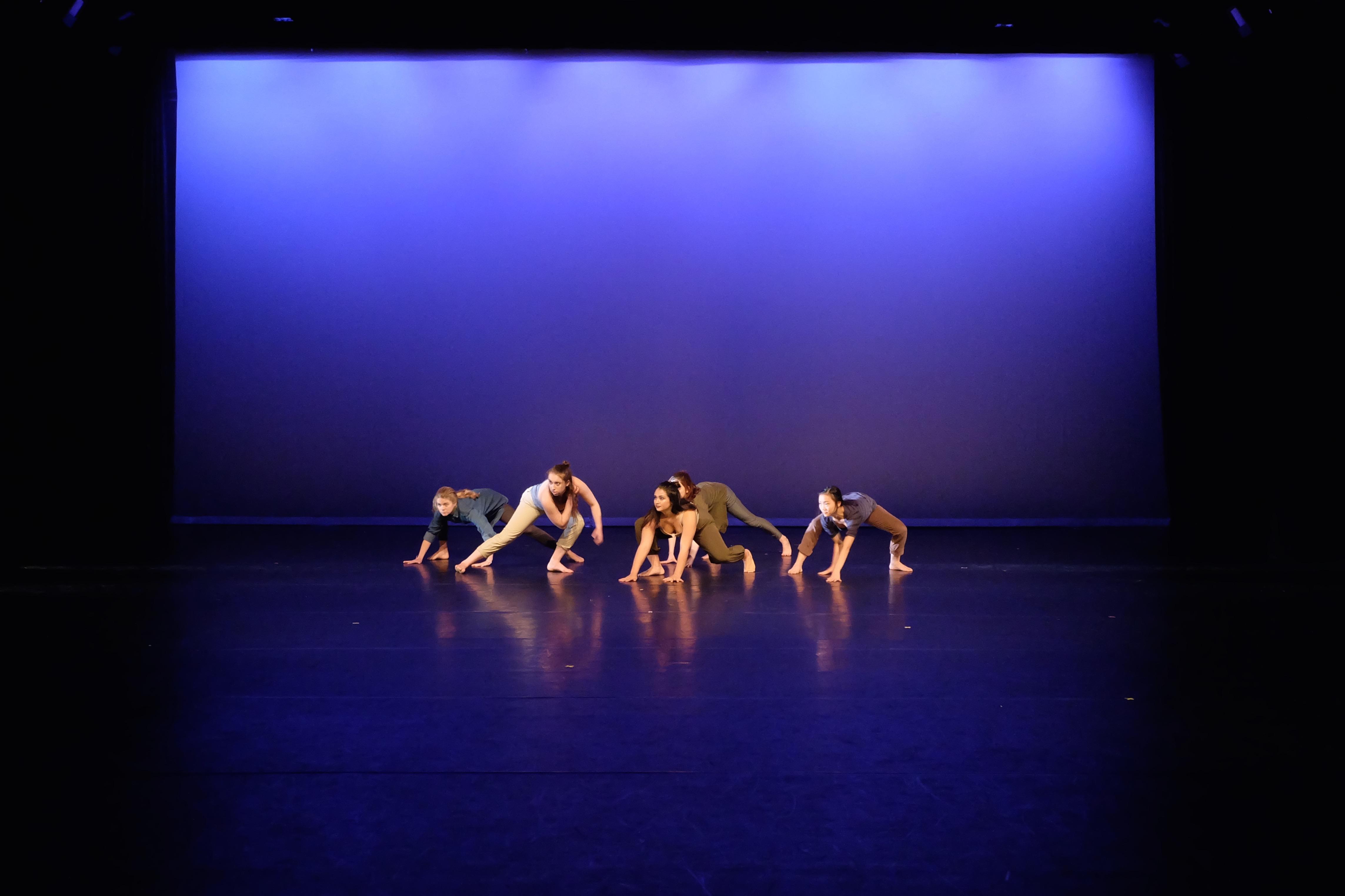 GWU Fall Dance Concert 2017
