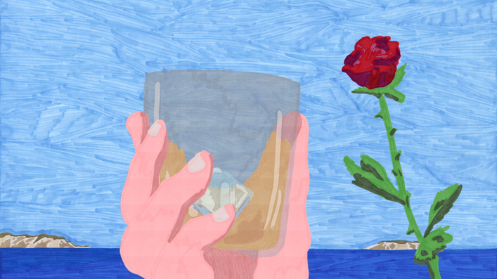 Whiskey and Rose