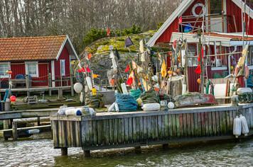 Fiskeredskap