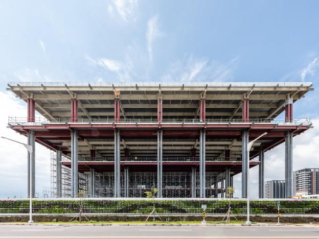 Tainan Library.