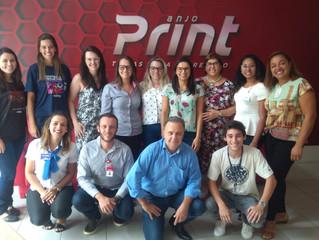 Anjo Tintas recebe empresas para reunião do Núcleo Catarinense de CCQ - Regional Sul