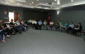 Reunião do Núcleo Catarinense de CCQ