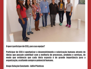Grupo Solução Constante responde: O que é participar do CCQ?