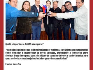 Depoimento da equipe Nova Era da empresa Condor