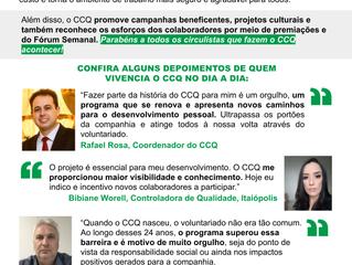 NIDEC - CCQ comemora 24 anos
