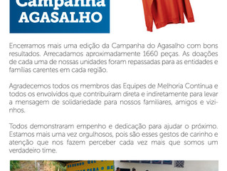 Campanha do Agasalho - Copobras