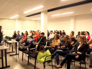 Colaboradores das Empresas Rio Deserto participam do 2º Encontro do CCQ Regional Sul