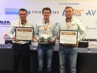 Dois projetos das Empresas Rio Deserto são premiados no 20º Prêmio de Excelência da Indústria Minero