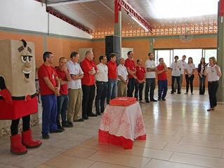 Comemorando 20 anos, GES - Grupo de Melhorias da empresa Eliane realiza a 9ª mostra do programa