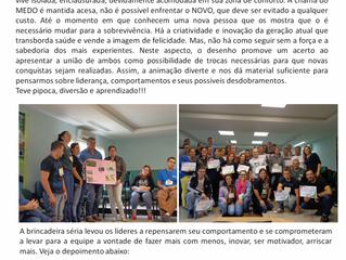 Treinamento para líderes de CCQ do Vale do Itajaí