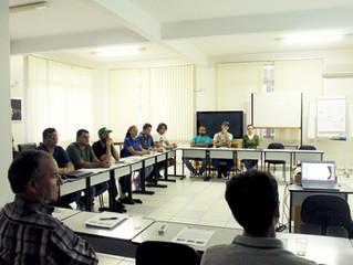 Treinamento reúne integrantes das equipes do PIQ