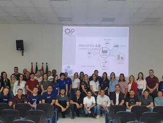 Escola de Facilitadores - A Indústria 4.0 e o Setor da Qualidade