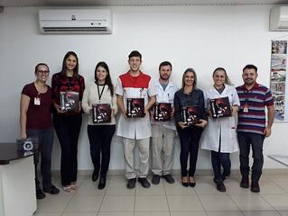 GRUPOS GES - Eliane comemoram desempenho alcançado em 2017