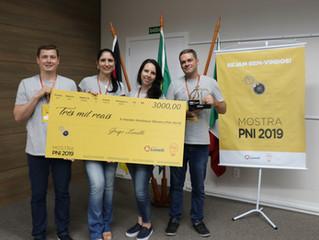 Mostra Interna do Programa de Novas Ideias do Grupo Lunellino Negócio Confecção Santa Catarina.