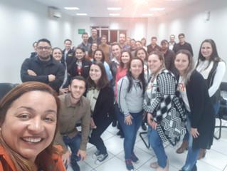"""Workshop """"Falando sobre Equipes de Melhoria"""""""