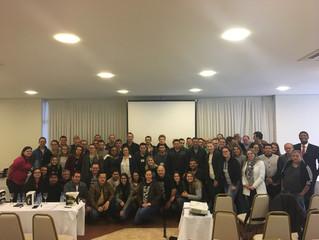 Seletiva de Projetos Regional Vale – Prêmio Catarinense de CCQ