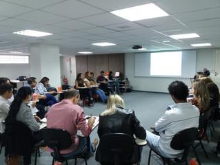 Reunião estadual do Núcleo Catarinense de CCQ