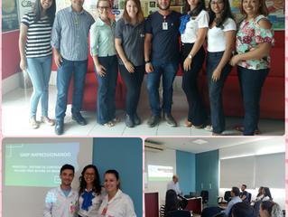 Núcleo Catarinense de CCQ Regional Sul inicia atividades com reunião na Anjo Tintas